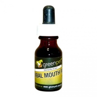 Greenpet Herbal Mouth Rinse 15ml