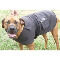 Waterproof Oilskin Dog Coats - 30cm