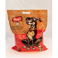 Phuds Dog Food 5 KG